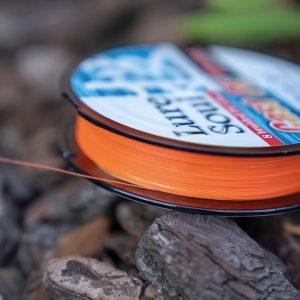 Momoi Lure Soul Cast PE 0,23 mm  Orange   300 m